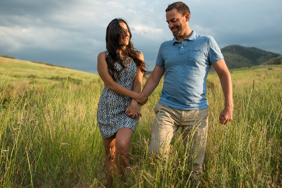 Leah and Brad Got Engaged!