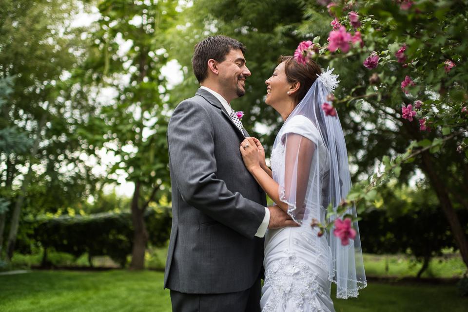 Lori and Baron Got Married!