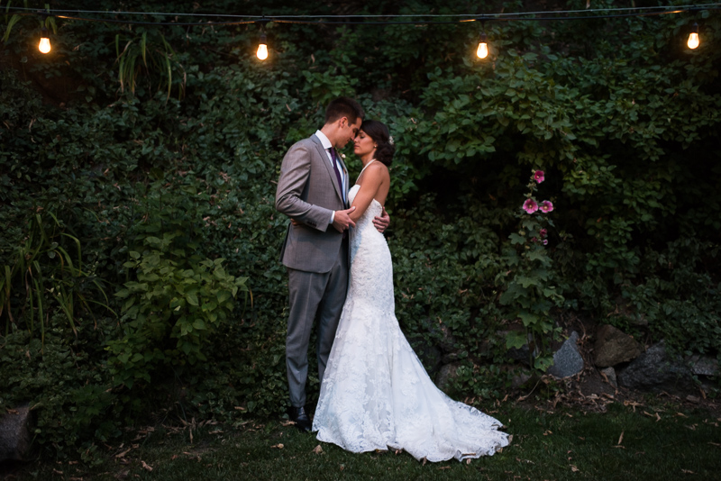Boulder Wedding Photography bride and groom