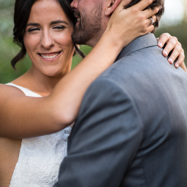 Leah and Brad Got Married!