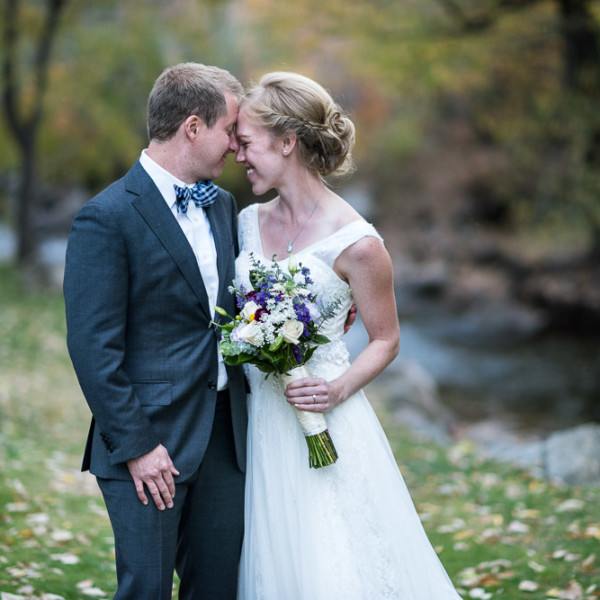 Julie and Luke Got Married!