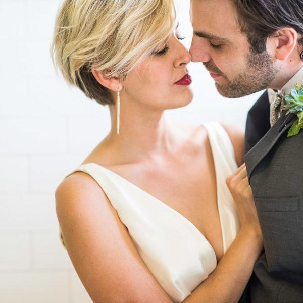 Lauren and Tom's Big Fake San Francisco Wedding
