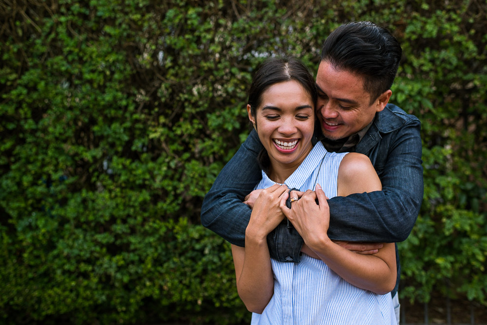 Holly and Carlo Are Engaged!
