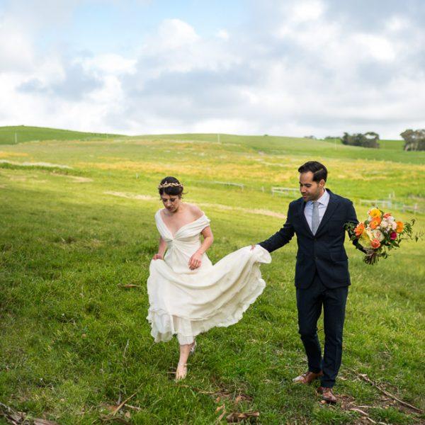 Caroline and Adam Got Married!